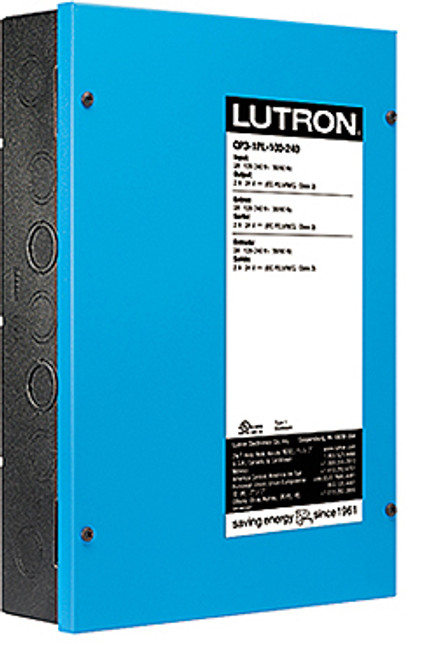 """Lutron 14"""" Low Voltage Enclosure"""