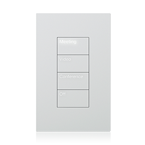 Lutron Palladiom QS 1-Gang Keypads (75 x 119 mm)