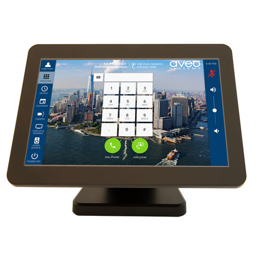 """Aveo Systems Mira Connect 10"""" Touchscreen Control System with Stand"""