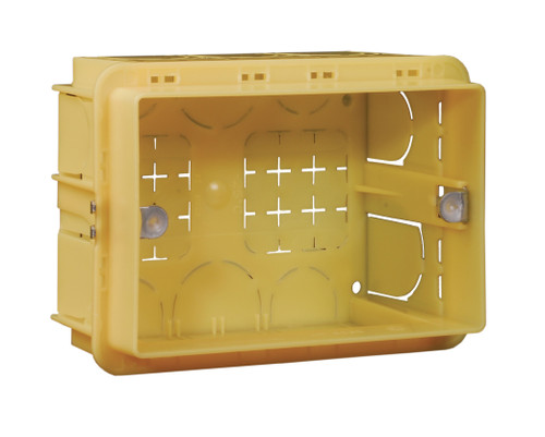 Apart BBI1 In-Wall Box for Remote Panel PM1122R / ZONE4R (Each)