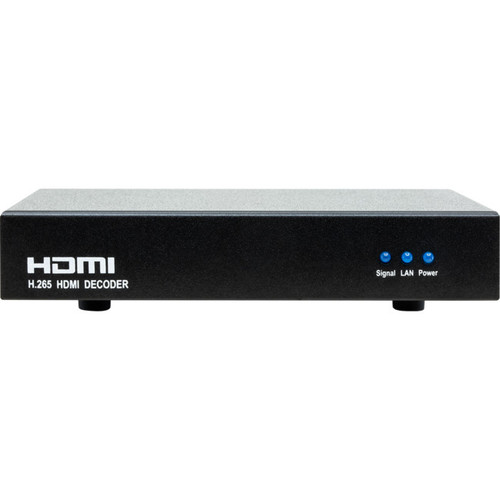Pro.2 HE04D H.265 HDMI Decoder For IP TV