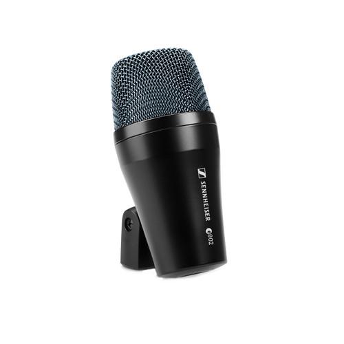 Sennheiser e902 Dynamic Cardioid Bass Microphone For Kick Drums & Bass Guitar