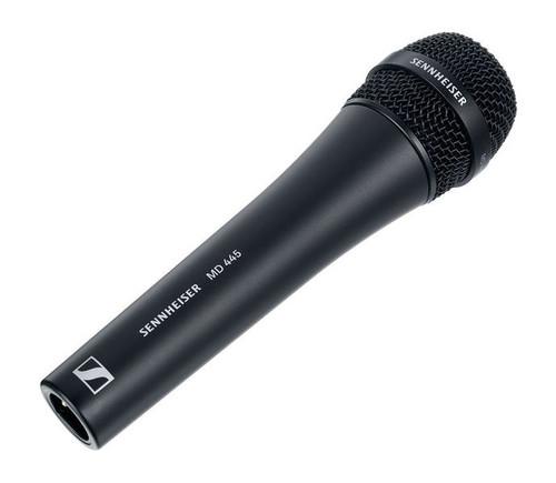 Sennheiser MD445 Pro Dynamic Supercardioid Vocal Handheld Microphone