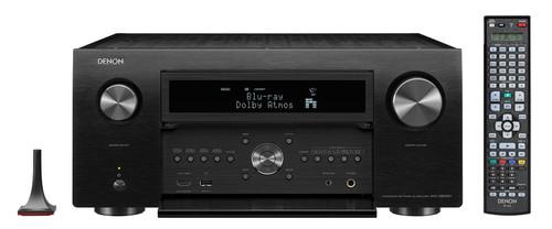Denon AVC-X8500HA 13.2-Ch 8K HDR IMAX Enhanced AV Amplifier with Auro-3D & HEOS