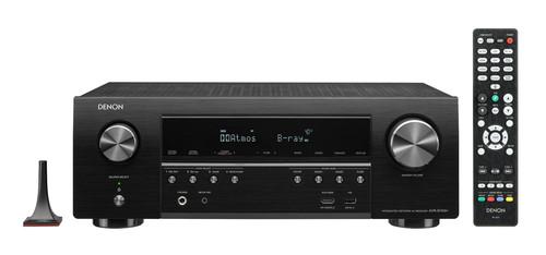 Denon AVR-S750H 7.2-Ch 4K HDR AV Receiver