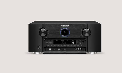 Marantz AV7706 11.2-Ch 8K IMAX Enhanced AV Pre-Amplifier w/ Auro 3D Sound & HEOS