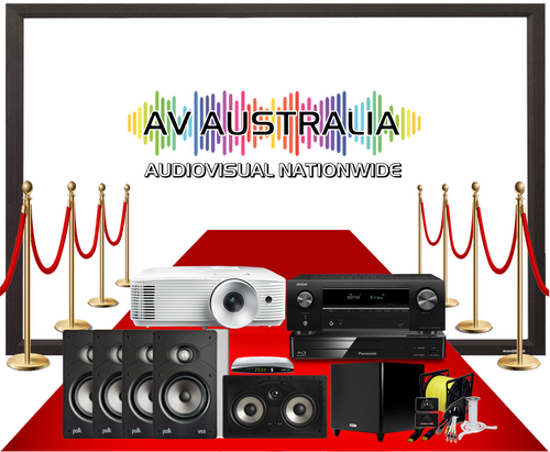 Red Carpet Bronze Home Theatre Package