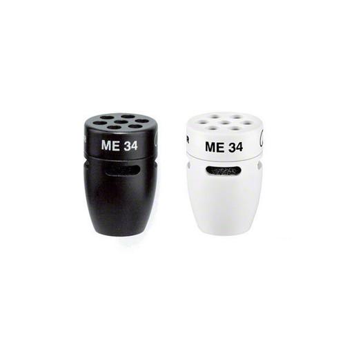 Sennheiser ME34 Cardioid Microphone Capsule Head For MZH Series