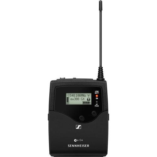 Sennheiser Evolution EW 300 G4-Base Handheld & Beltpack Combo System