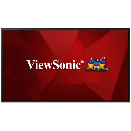 """ViewSonic CDE4320/5520 4K UHD Commercial Display (43"""", 55"""")"""