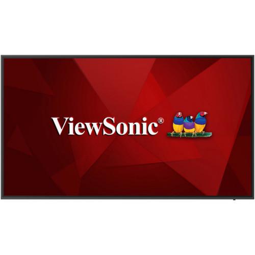 "ViewSonic CDE20 4K UHD Wireless Presentation Displays (65"", 75"", 86"")"