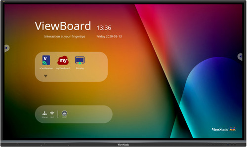 """ViewSonic IFP50-3 Series 4K ViewBoard Interactive Displays (55"""", 65"""", 75"""", 86"""")"""