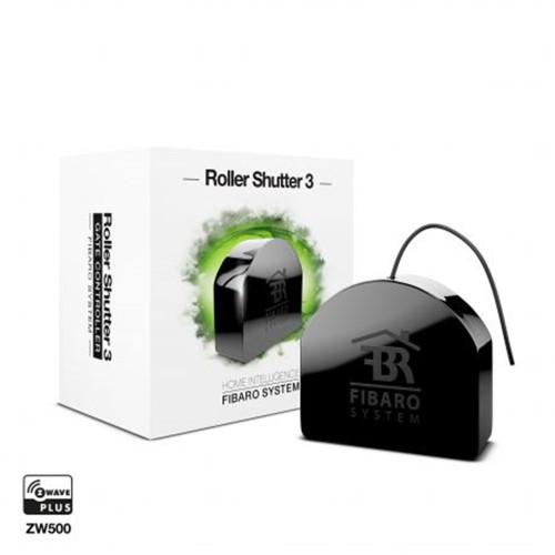Fibaro Z-Wave Roller Shutter 3 - Motorised Shades and Blinds