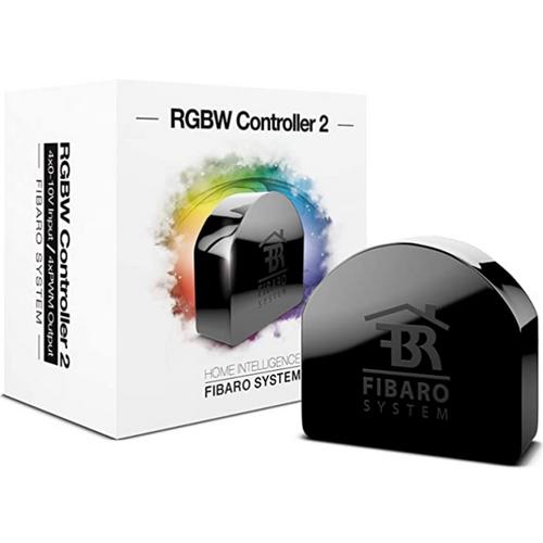 Fibaro Z-Wave RGBW Controller 2