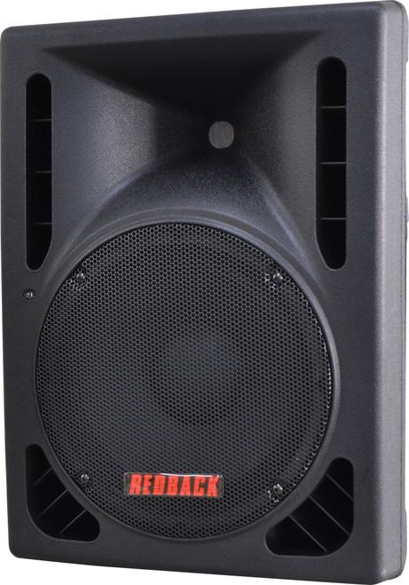 "Redback Active 10"" 2-Way MP3/USB/BT/FM PA Speaker"