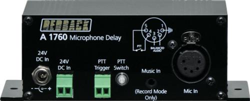 Redback Microphone Delay/Mic-Line Recorder