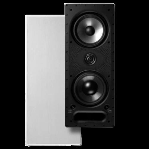 """Polk Audio Vanishing 265-LS 6.5"""" 3-Way In-Wall Speaker (Each)"""