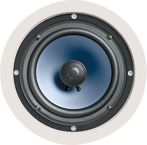 """Polk Audio RC80i 8"""" In-Ceiling Speakers (Pair)"""