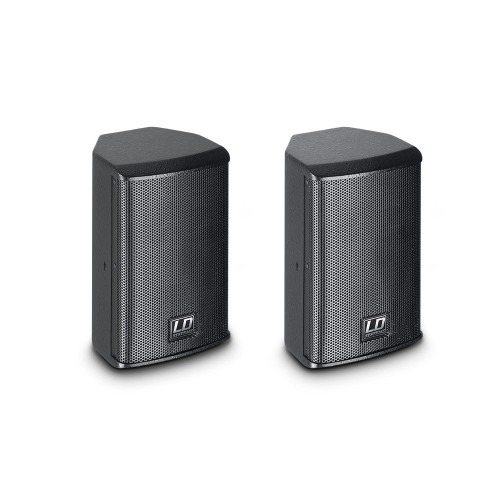 """LD Systems SAT42 G2 4"""" Installation Speakers (Pair)"""