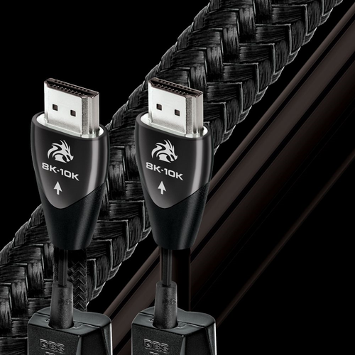 AudioQuest Dragon 48 72V DBS 8K/10K 48Gbps HDMI Cable