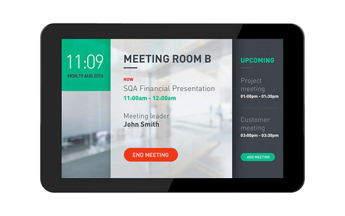 """Philips 10BDL4551T 10"""" Multi-Touch Android LCD Display"""