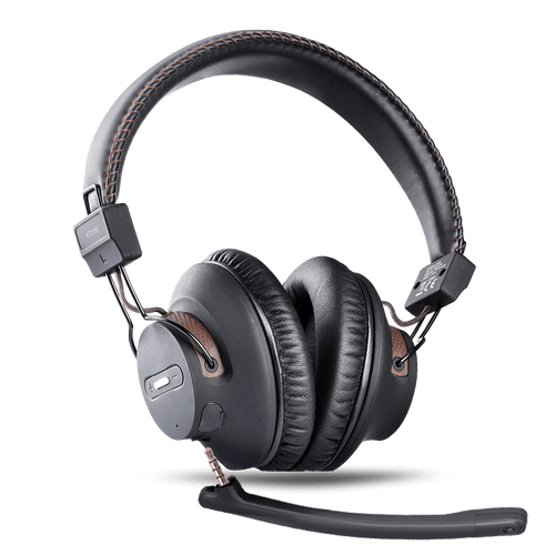 Avantree AS9M Bluetooth Headphone With Detachable Audition Boom Mic