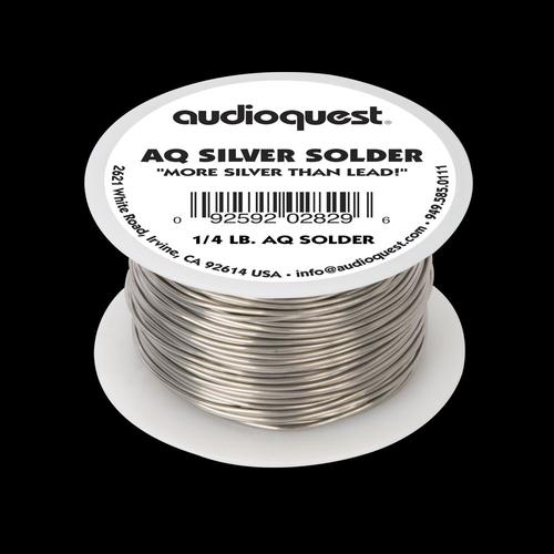 AudioQuest 1 lb AQ Silver Solder
