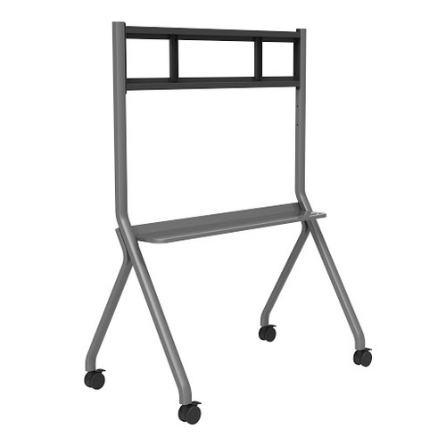 """MaxHub ST33 Mobile Trolley For 55"""" - 86"""" Displays (100kg Max)"""