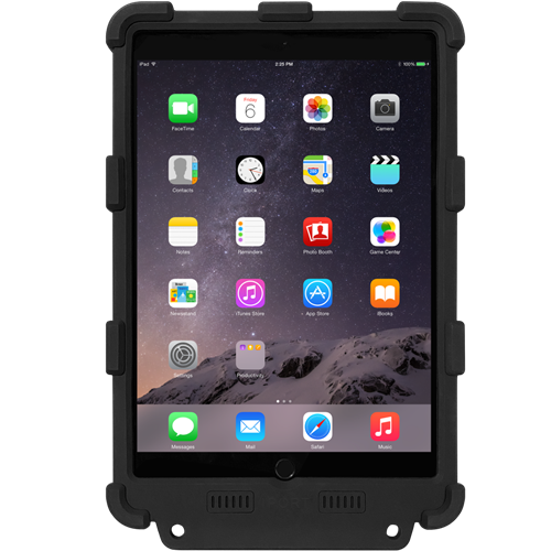 """iPort Rugged Case for iPad Gen 7/8 10.2"""", Air 3, Pro 10.5"""""""
