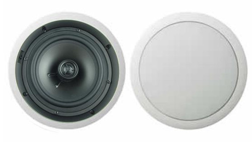 "Avico 6.5"" In-Ceiling Speakers (Pair)"