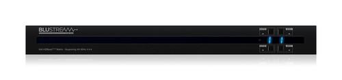BluStream Contractor 6x6 4K HDR HDBaseT CSC Matrix Switcher (40m)