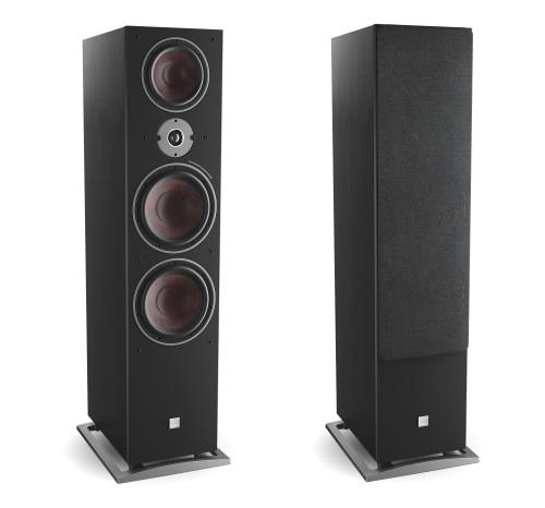"Dali Oberon 9 Dual 9"" 3-Way Large Floorstanding Speakers (Pair)"