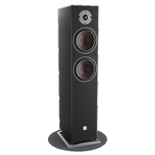 "Dali Oberon 7 C Dual 7"" Active Wireless Floorstanding Speakers (Pair)"