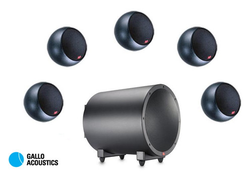 Gallo Acoustics Micro 5.1 Speaker System