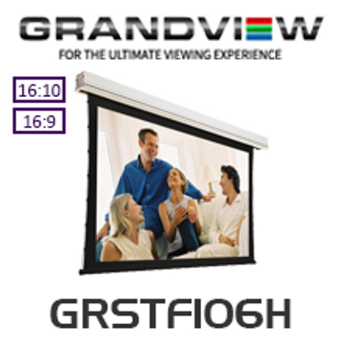 Grandview Smart Combo Tab Tensioned Screen
