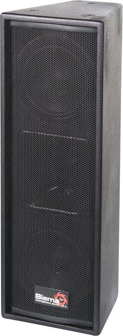 """Biema Passive 2 x 6.5"""" 2 Way PA Bin Speaker 120W"""