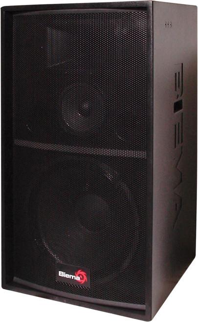 """Biema Passive 15"""" 3 Way PA Bin Speaker 400W"""