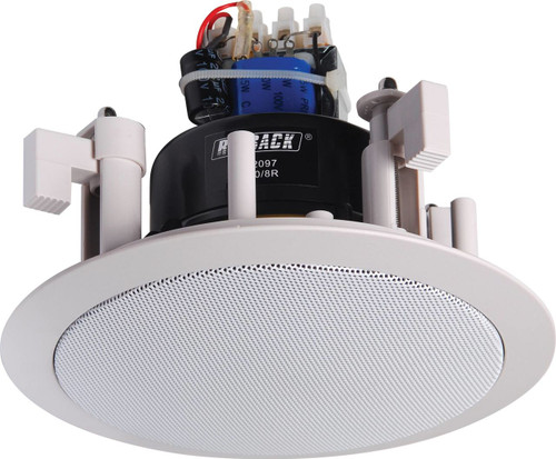 Redback 15W 100V Line EWIS IP55 Rated In-Ceiling Speaker (Each)
