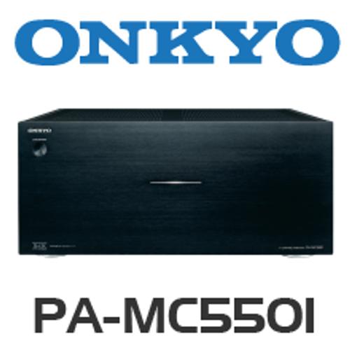 Onkyo PA-MC5501 9 Channel Surround Amplifier