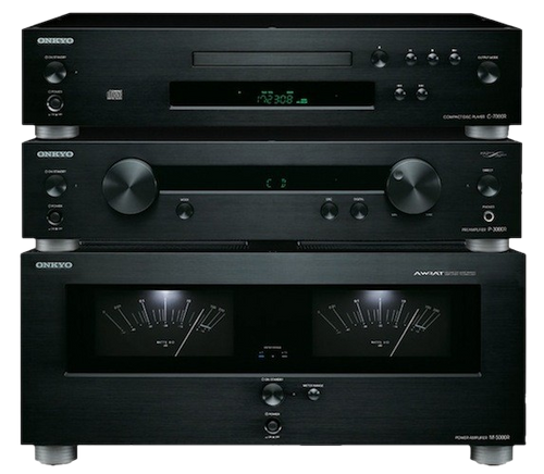 Onkyo Pre Power Package