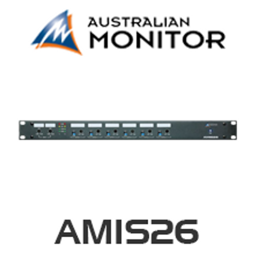 Australian Monitor AMIS26 Distribution Amplifier