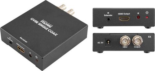 Pro.2 HDMI Over Coaxial Balun - HDMIRG Spare Receiver