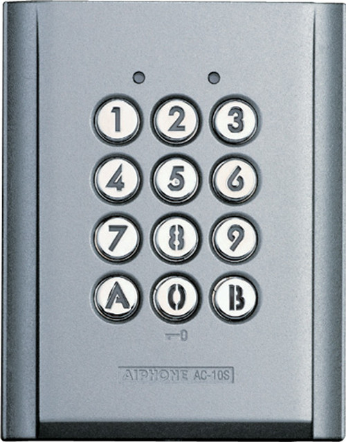 Aiphone Surface Mount Access Control Keypad
