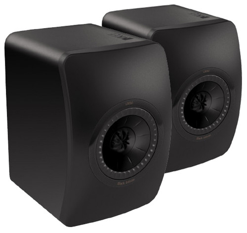 KEF LS50 Bookshelf Speakers (Pair)