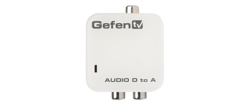 Gefen TV Digital Audio to Analog Adapter