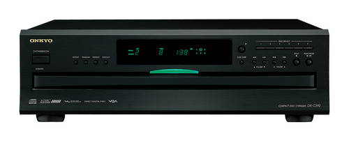Onkyo DX-C390 6-Disc CD Carousel Changer