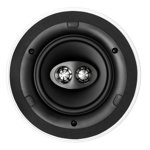 "KEF Ci 160 CRds 6.5"" In-Ceiling Single Stereo Speaker (Each)"