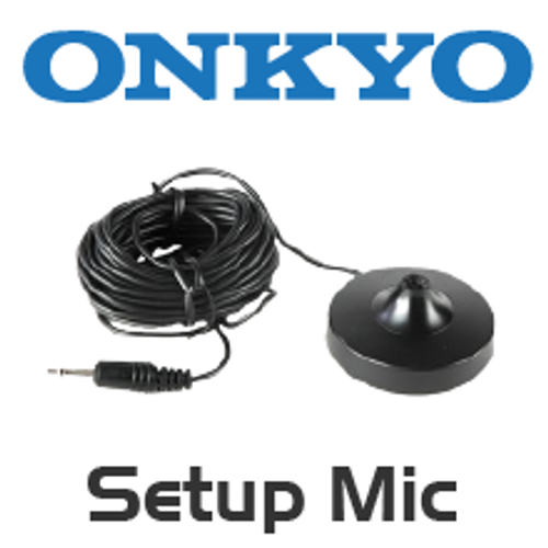 Onkyo Setup Speaker Microphone