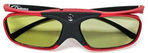 Optoma ZD302 DLP-Linked 3D Glasses