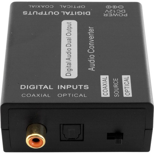 Pro.2 Dual Digital Audio Converter